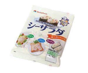 マリンシーフードシーザーサラダ70g×6袋