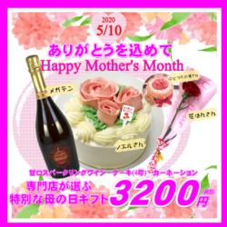 母の日 プレゼント 飯田市