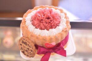 母の日 ひとつぶの麦 ケーキ 予約