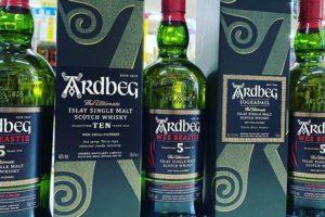 強烈ウイスキー アードベック3種