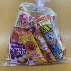 お菓子 袋詰め 飯田市 メガテン