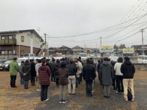 安全祈願祭 飯田市