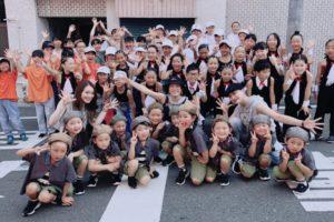 キッズダンス LOP dance company