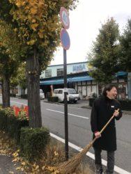 飯田市イチョウの木