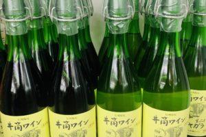 井筒ワイン 生ぶどう酒