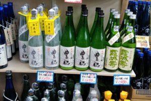 山形県と奈良県から2018年新酒が到着しました
