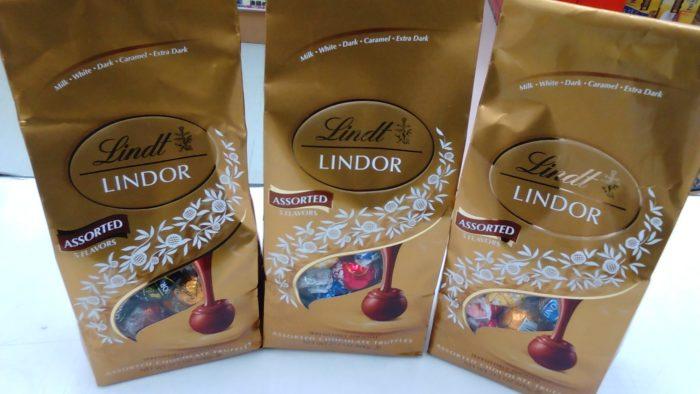 売れ筋のチョコレート