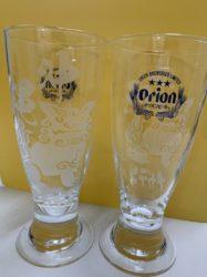 ビールグラス オリオンビール オリジナル