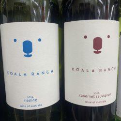 Koararanch コアラ ランチ ワイン コアラ基金